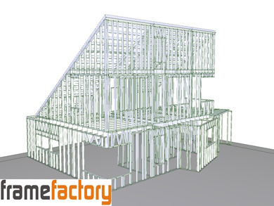 Frame Factory Staalframe 3D