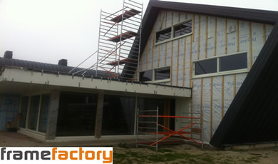 Frame Factory Project te Valkenburg (ZH)