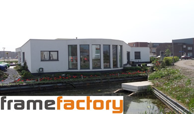 Frame Factory Project te Almere