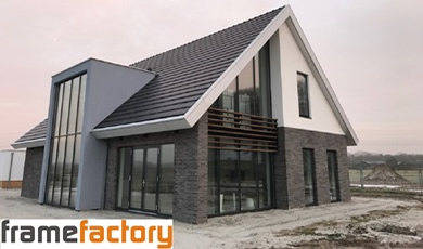 Frame Factory Project te Hoogland